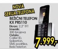 Bežični telefon Kx Prs110