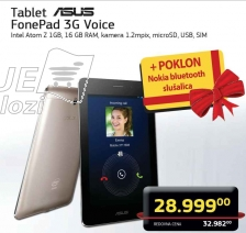 Tablet FonePad G Voice