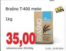 Brašno pšenično T-400