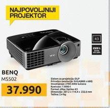 Projektor Ms502