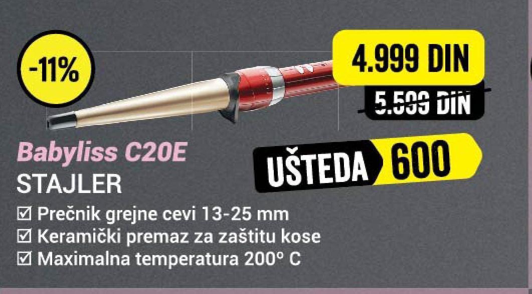 Styler C20E