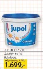 Bela farba Jupol Classic