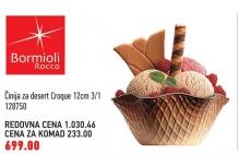 Činija za desert Croque 12cm