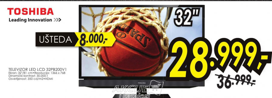LED Televizor 32PB200V1