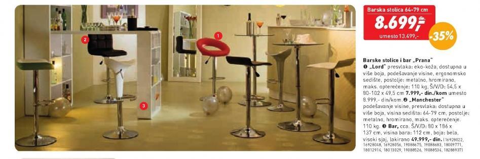 Barska stolica Lord