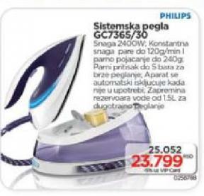 Pegla Gc 7365/30