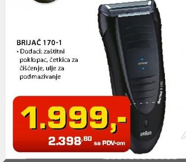 Brijač 170-1
