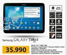 Tablet Ganaxy Tab 3 10.1