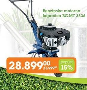 Benzinska motorna kopačica BG-MT 3336