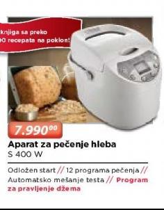 Aparat Za Pečenje Hleba