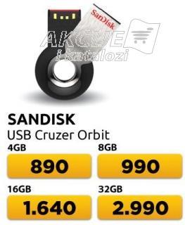 USB fleš drajv Cruzer Orbit 16GB