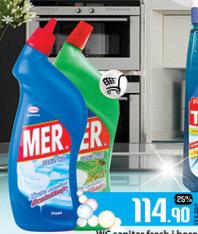 Sredstvo za čiscenje sanitarija fresh