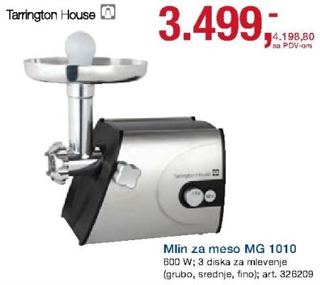Mlin za meso Mg 1010