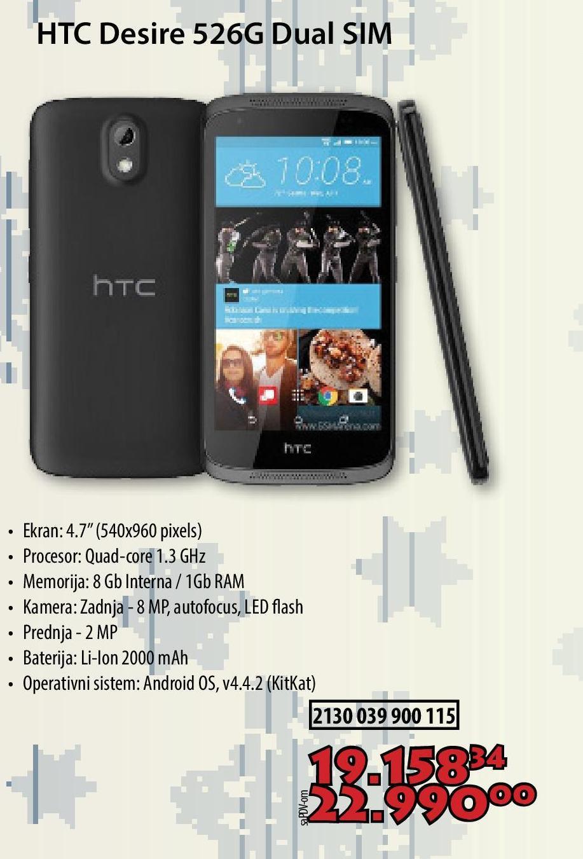 Mobilni telefon Desire 526G