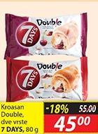 Kroasan Double