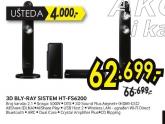 3D Blu-Ray Sistem HT-FS6200