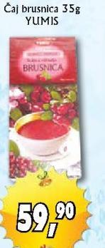 Čaj brusnica