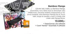 Grafička tabla Bamboo Manga - CTH-470M-EN