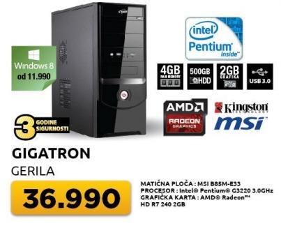 Desktop računar Gerila