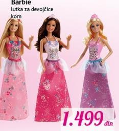 Igračka lutka Barbie