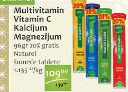 Šumeće tablete