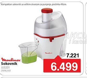 Sokovnik JU3201