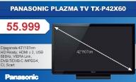 Plazma TV TX-p42x60