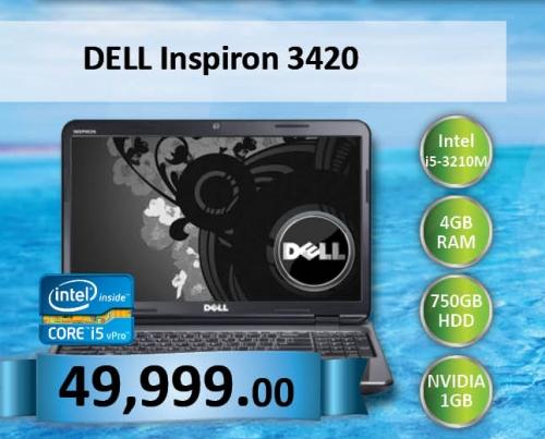 Laptop Inspiron 3420