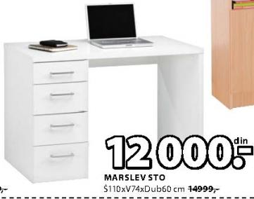 Kompjuter sto Marslev