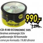 CD-R 80 Economic 50S