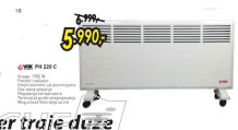 radijator PH 220C