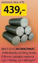 Briketi Interkomerc