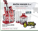 Štapni mikser HB 804 QR