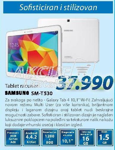 Tablet Sm-T530