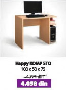 Kompjuter sto HAPPY KOMP