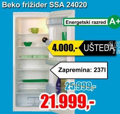 Frižider  SSA 24020