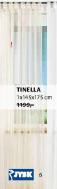 Zavesa Tinella