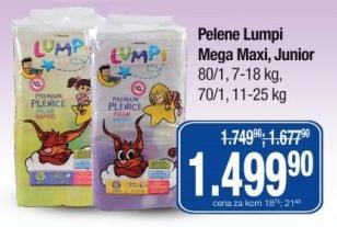 Pelene Mega Maxi
