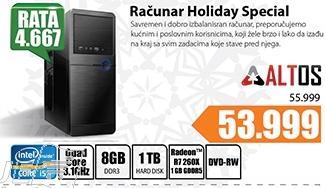 Desktop računar Holiday Special