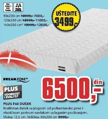 Dušek Plus F40