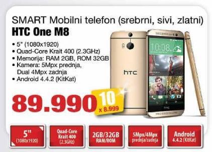 Mobilni telefon One M8