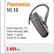 Slušalica bluetooth ML18