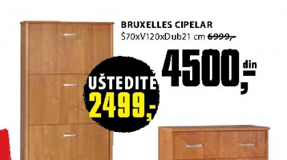 Cipelar Bruxelles