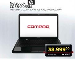 Laptop CQ58-2035M