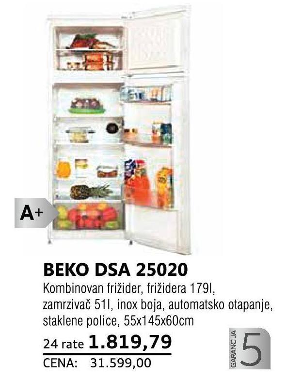 Frižider DSA 25020