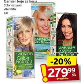 Farba za kosu Color naturals
