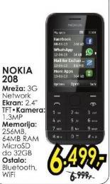Mobilni telefon 208