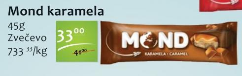 Čokoladica karamela