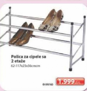 Polica za cipele
