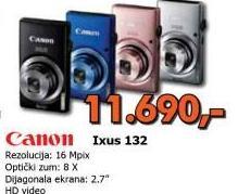 Digitalni Fotoaparat Ixus132